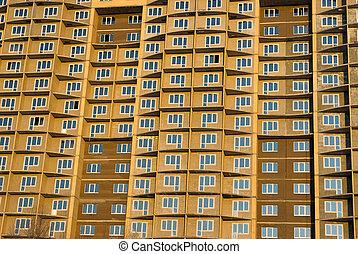 immeuble, construction