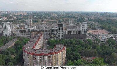 immeubles, cityscape