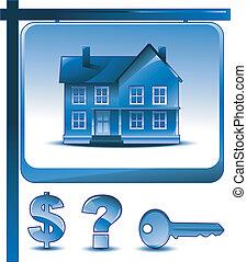 immobiliers, élément