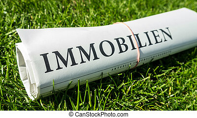 immobiliers, journal