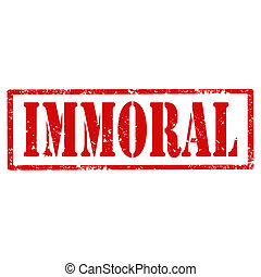 immoral-stamp