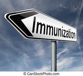 immunisierung