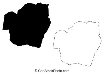 Imo State map