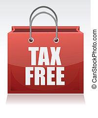 impôt, gratuite