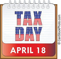 impôt, jour