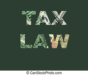 impôt, mots