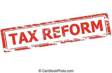 impôt, reform
