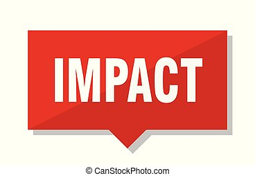 impact red tag
