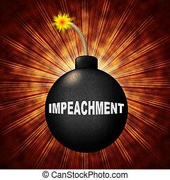 Impeach Crisis Bomb To Remove Corrupt President Or Politician