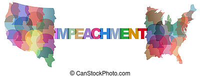 impeachment, stati uniti