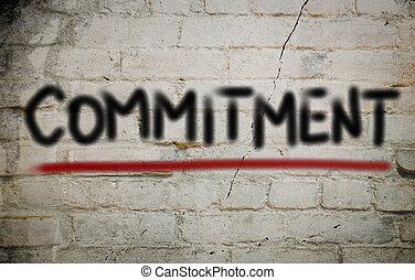 impegno, concetto