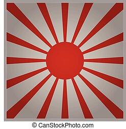 Imperial Japanese Army flag