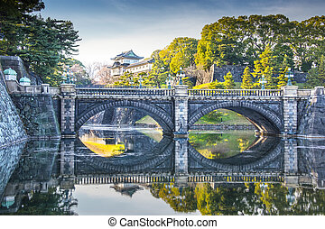 Imperial Palace Japan - Tokyo Imperial Palace of Japan.