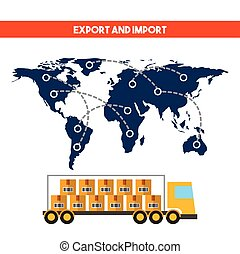 import and export design