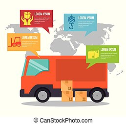 import free shipping infographic