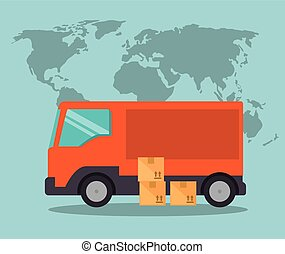 import free shipping truck