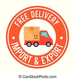 import free shipping van