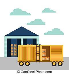 import, konstruktion, eksporter