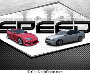 import, snelheid