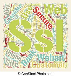 Importance text background wordcloud concept