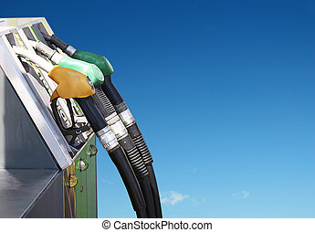 concept of petrol and clean air - important concept of...