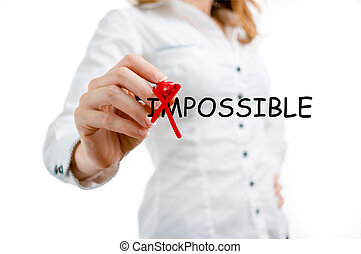 Impossible - Make the impossible possible