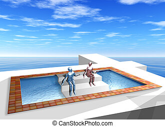 Impossible Pool