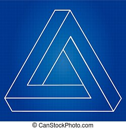 impossible, triangle