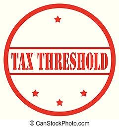 imposto, threshold-stamp