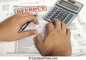 impostos, renda
