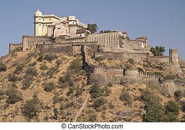 Impregnable Fortress - Huge 15th century fortress at...