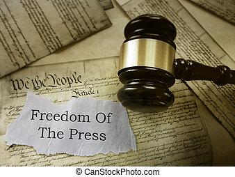 imprensa, liberdade