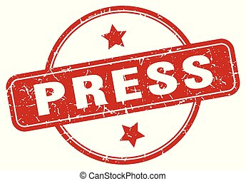 imprensa, sinal