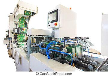 impresión, máquinas