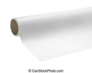 impresión, rollo, para, wide-format, impresoras