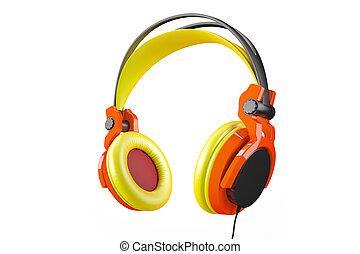 impresionante, auriculares