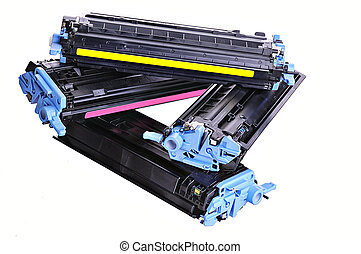 impresora, cartuchos, toner