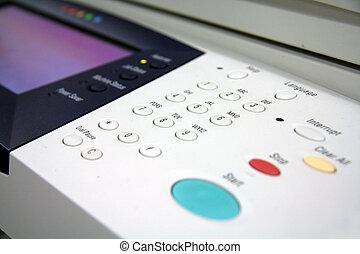 impresora, fax, copiadora