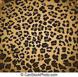 impressão, abstratos, leopardo, seamless, fundo