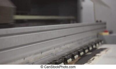 impression, laser
