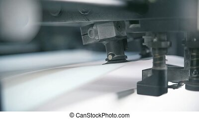 impression, presse, production, technologie, prifessional