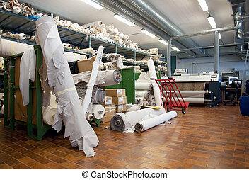 impression textile, numérique