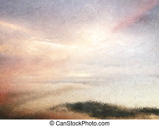 impressionist, dyner