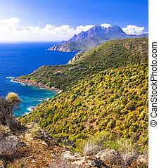 impressive nature of Corsica island - Beautiful Corsica...