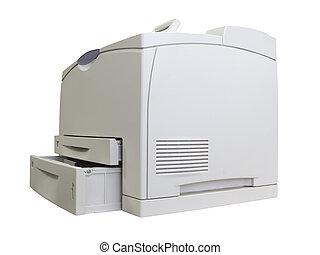 impressora, escritório
