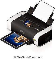 impressora inkjet