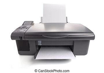 impressora, inkjet