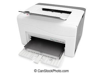impressora, laser