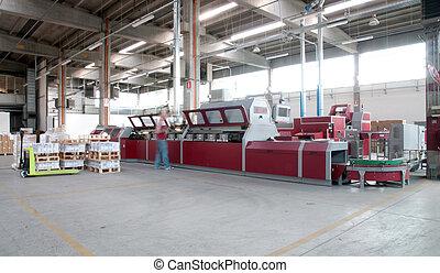 imprima loja, acabamento, -, linha