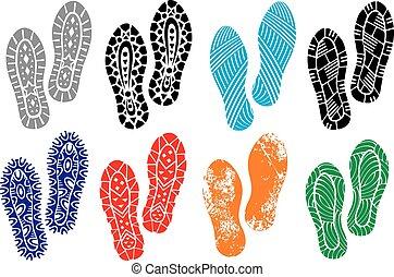 impronta, soles, scarpe, collezione